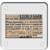 Journal l'Echo d'Alger --- 13 Mai 1958