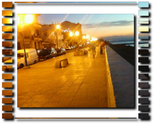 Bou-Ismail by night